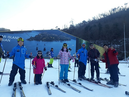 Elysian ski 500