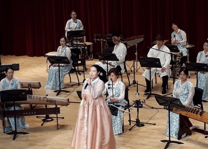Korea Traditional Music Performance