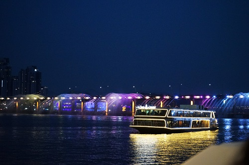 Seoul Night Tour On The Han River Cruise And Lotte Tower Observatory
