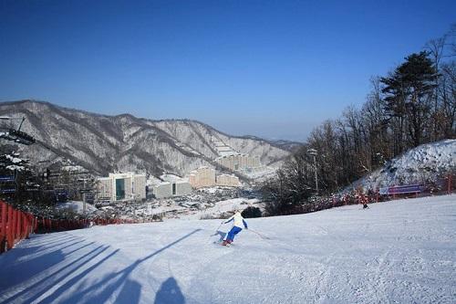 Ski at Vivaldi Park