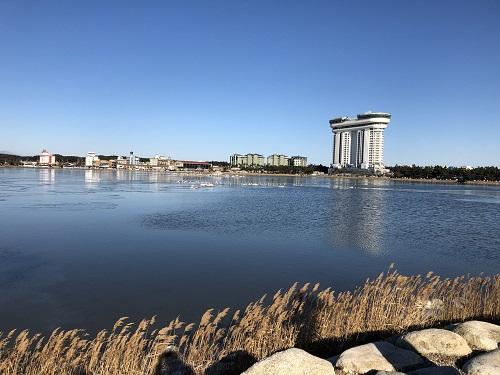 Gyeongpo Lake