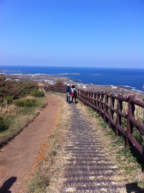 So beautiful scenery in Jeju