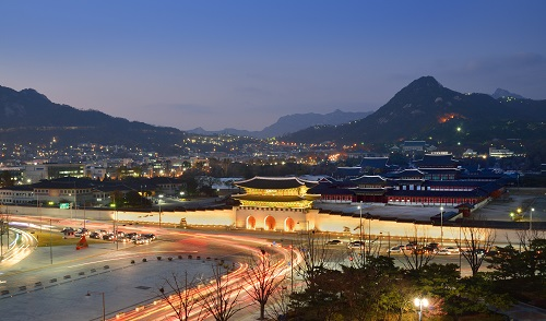 Gyeongbokgung 500